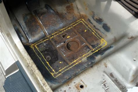 Jeep Floor Pan Thickness by Rust Jurassic Jeep 65 Million Years In The