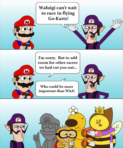 Waluigi Memes - the wound will not heal waluigi know your meme