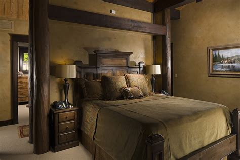 designer len schlafzimmer mountain timber frame master bedroom rocky mountain homes