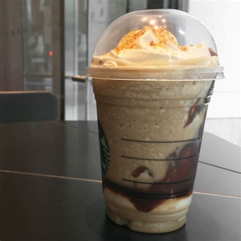 Starbucks corporation is the leading roaster, retailer, and marketer of specialty coffee in north america in addition to a variety of coffees and coffee drinks, starbucks shops also feature tazo. Starbucks S'mores-Flavored Frappuccino and Tart | POPSUGAR Food