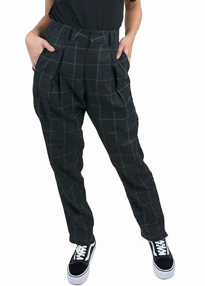 Trousers Illustration Fearless Cigarette Check Clothing