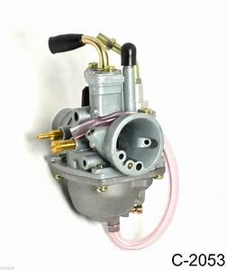 New Carburetor Fits Eton Beamer R2 50 50cc Scooter Moped