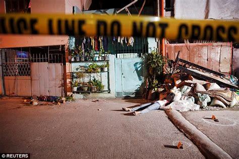 Philippines Drug Dealers Killed