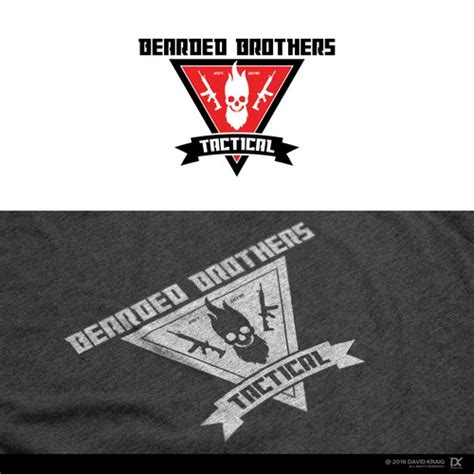 bearded blowout tactical brothers runner