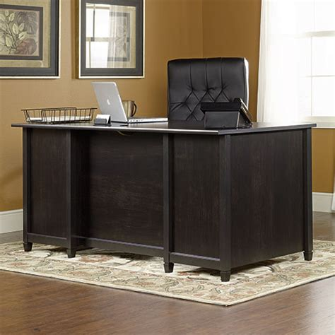 Sauder Edgewater Collection Executive Desk by Sauder Edge Water Executive Desk Boscov S