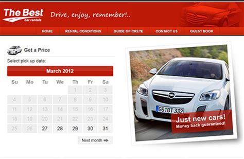 Best Rental The Best Car Hire In Heraklion Crete