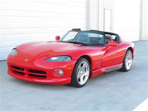 car owners manuals for sale 1994 dodge viper rt 10 head up display 1994 dodge viper for sale classiccars com cc 1051804