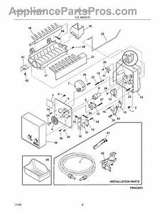 Frigidaire Im116000 Tm Ice Maker Kit 20