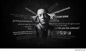 Eminem wallpaper quotes 2017