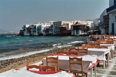 Mykonos Greece By Luxe Travel