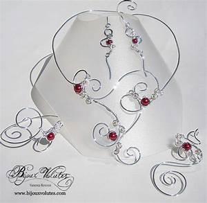 mariage en rouge bordeaux solde parure de bijoux mariage With bijoux mariage rouge