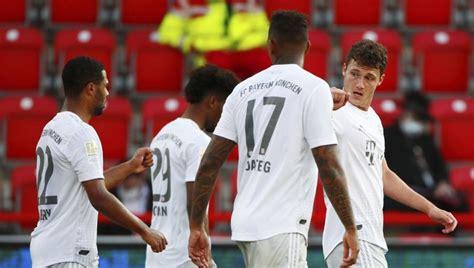 Bundesliga'nın son şampiyonu bayern münih, şampiyonlar ligi'nin ardından ligde de ummadığı bir sonuç aldı. Union Berlin: 0 - Bayern Münih: 2 | MAÇ SONUCU