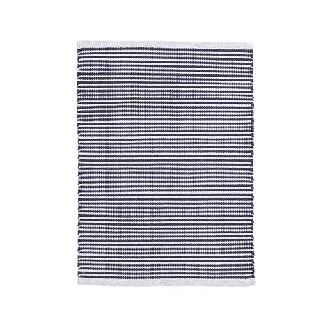 tapis function noir blanc house doctor pour chambre