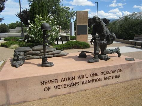 Pay Tribute To America's Heroes At These 5 New Mexico ...