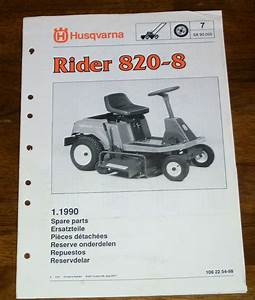 Husqvarna Rider 820