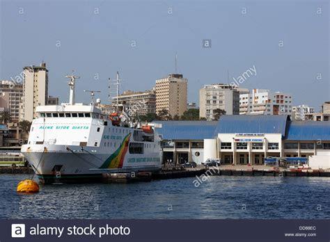 Ferry Boat Africa by Dakar Ziguinchor Ferry Ferry Port Dakar Senegal Africa