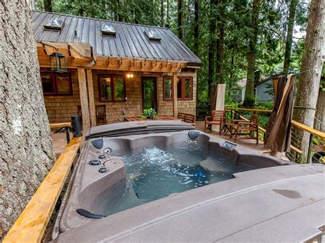 Tub Cottages by Mt Cabin With Tub And To Skiing Rhododendron