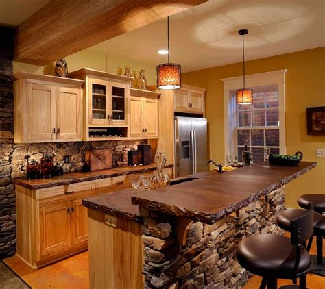 rustic kitchen designs photo gallery c 243 mo decorar cocinas r 250 sticas 7840