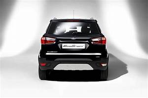 2016 Ford Ecosport Rear Europe