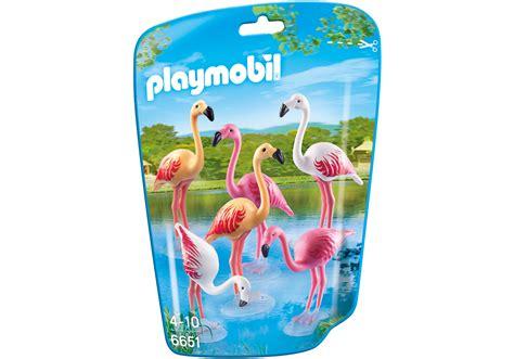 Flock Of Flamingos  6651  Playmobil® Usa