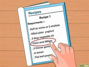 Ou Trouver De L Acide Citrique : comment acheter de l 39 acide citrique 9 tapes ~ Dailycaller-alerts.com Idées de Décoration