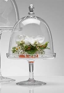 Cloche De Verre : centres de table decoration mariage ~ Teatrodelosmanantiales.com Idées de Décoration