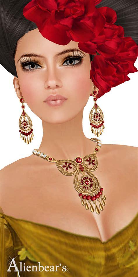 Alienbear Jewelry Design Esmeralda
