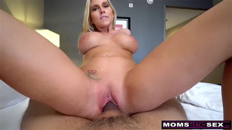 Momsteachsex Jerking Off To My Step Mom And She Wakes Up Se Redtube Free Milf Porn