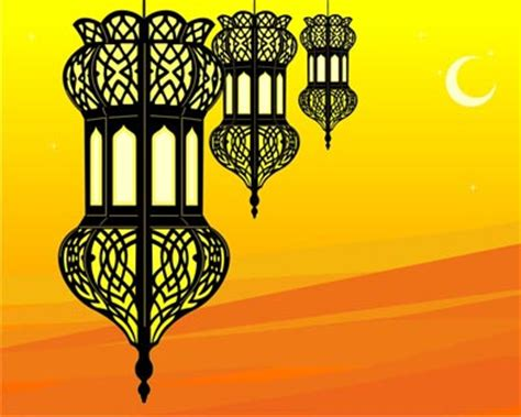 ramadan lantern ai svg eps vector