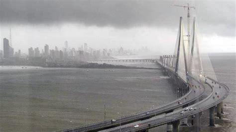 bridge  mumbai   storm wallpapers  images
