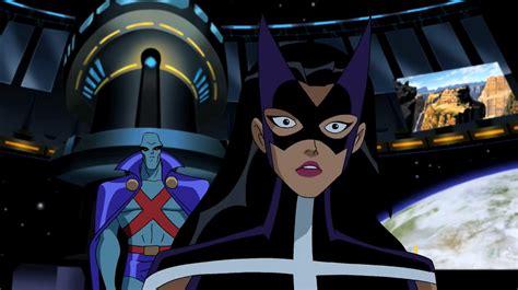 Kiss Anime Justice League Huntress Dc Animated Universe Fandom Powered By Wikia