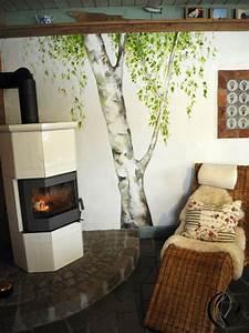 Baum An Wand Malen : individuelle wandgestaltung malen am meer ~ Frokenaadalensverden.com Haus und Dekorationen