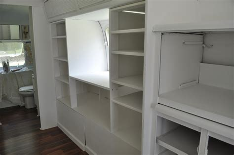 Custom Closets Ta by Custom Drawers In An Airstream A Small
