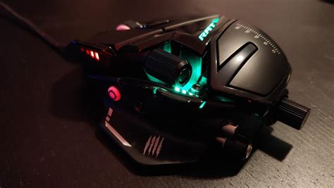 Mad Catz Rat 8 Review Back From The Dead Pcworld