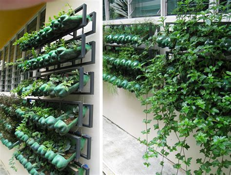 Vertical Garden Diy Ideas by 10 Easy Diy Vertical Garden Ideas Grid World