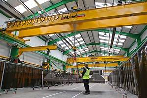Overhead Cranes   Rigging Institute