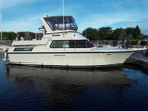 Hatteras 40 Double Cabin Boats For Sale YachtWorld