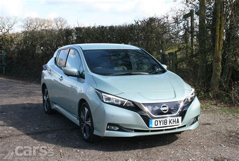 2019 Nissan Leaf Review by 2019 Nissan Leaf Term Review Living With Nissan S