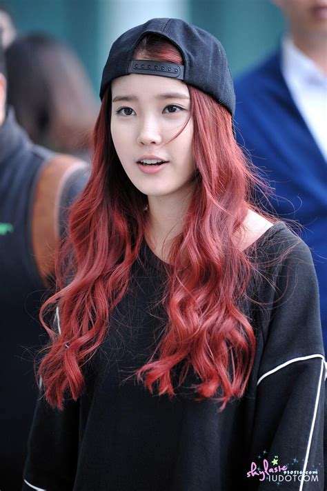 5 Different Hair Colors Iu Has Rocked Over The Years
