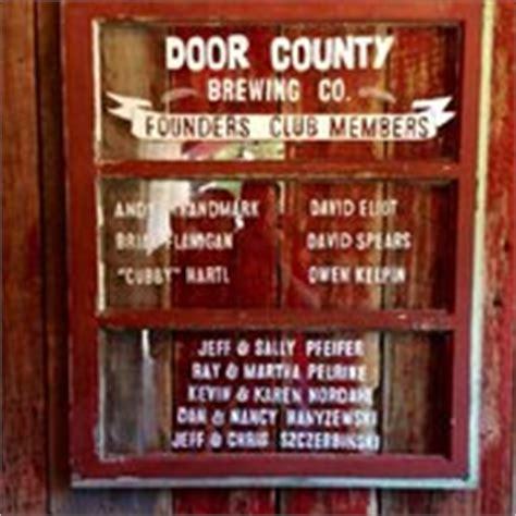 door county brewery door county brewing company breweries 2434 country rd