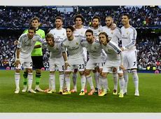 All Real Madrid players who will be at the 2014 FIFA World Cup