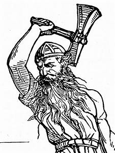How To Draw Thors Hammer | www.pixshark.com - Images ...