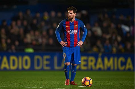 barcelona   lionel messi highest paid player