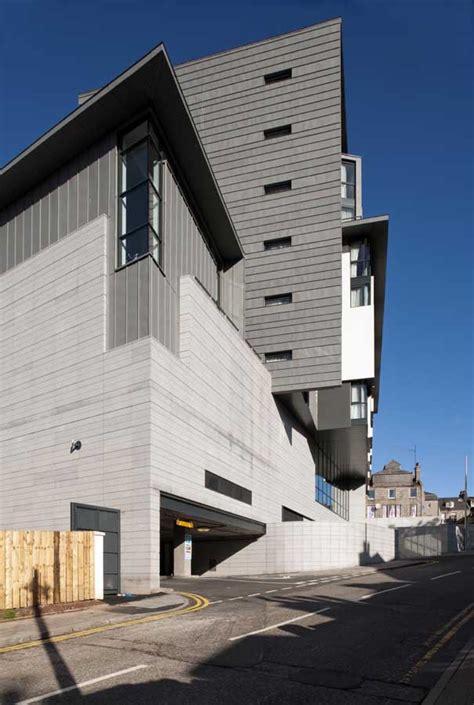 Justice Mill Lane Aberdeen: Hazledene Group - e-architect