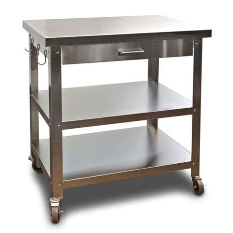 kitchen island with seating for 3 kitchen islands danver commercial mobile kitchen carts