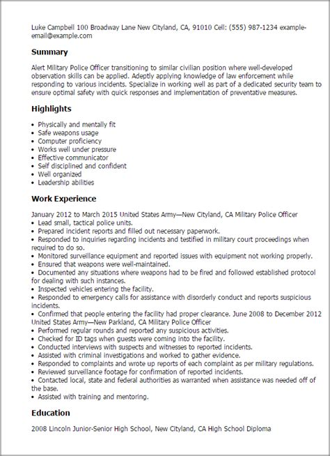Professional Military Police Officer Templates To Showcase. Ob Gyn Medical Assistant Resume. What Are Some Good Skills For A Resume. Content Writer Resume. Account Payable Resume Sample. What Should I Write In Objective Of My Resume. Sample Resume Carpenter. Most Popular Resume Format. Sales Associate Resume Summary