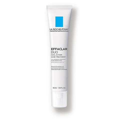 Effaclar dermatological acne treatment system