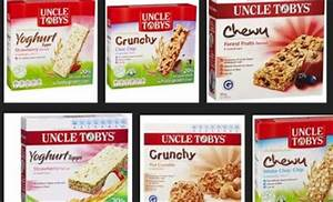 Snack attack: Uncle Toby's muesli bars favoured by peckish ...
