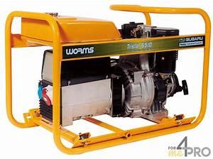 Groupe Electrogene 10 Kw : groupe lectrog ne diesel triphas tristar 5 10 kw ~ Premium-room.com Idées de Décoration