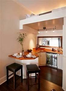 Rangement de petite cuisine efficace dans un tiny house for Optimiser une petite cuisine